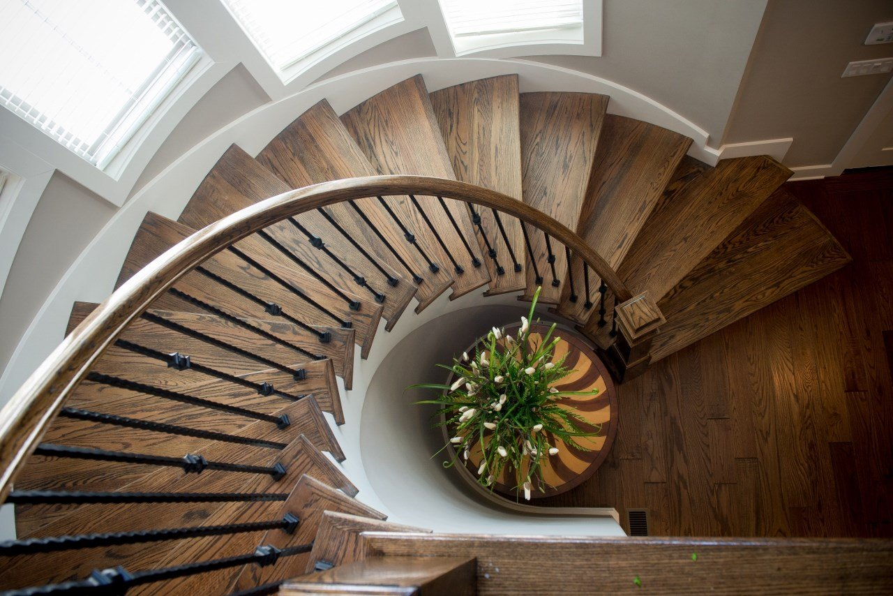 St. Jude Dream Home Features L.J. Smith Stair Systems