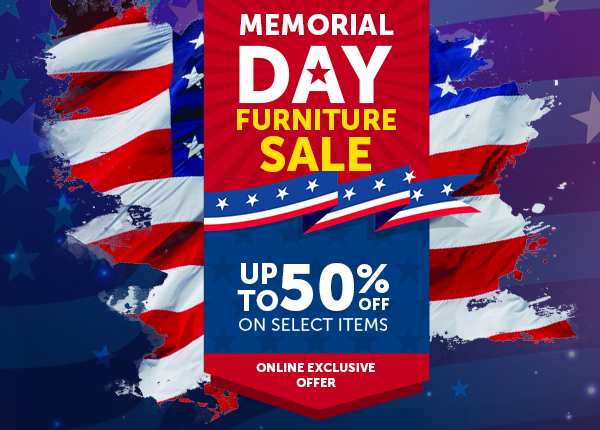 NY Furniture Outlets, Inc Launches Great Furniture Deals On Memorial Day!
