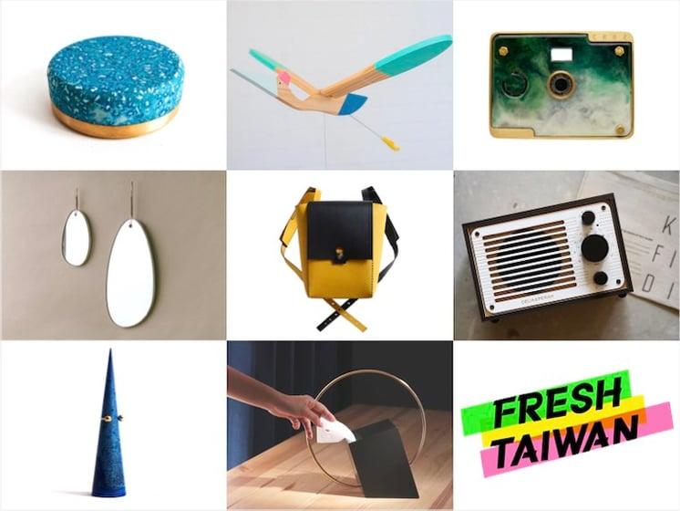 Fresh Taiwan Debuts 8 New Designer Products at NY NOW Summer